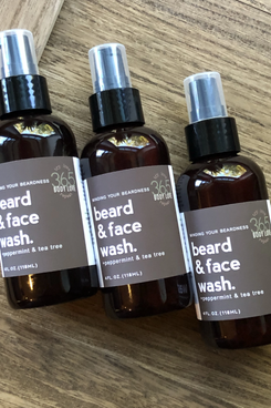 Beard and Face Wash
