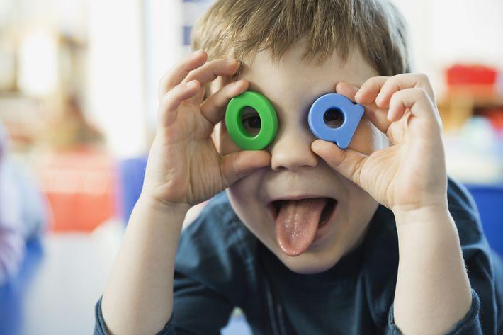 ADHD or childish fun?