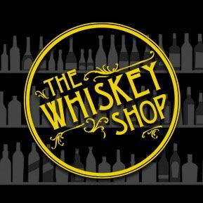 Ninety-nine bottles of whiskey line the walls.
