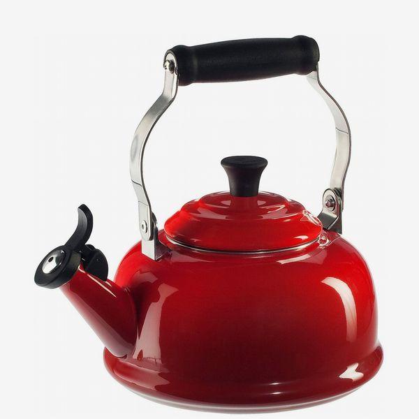 Le Creuset Enamel On Steel Classic Whistling Tea Kettle