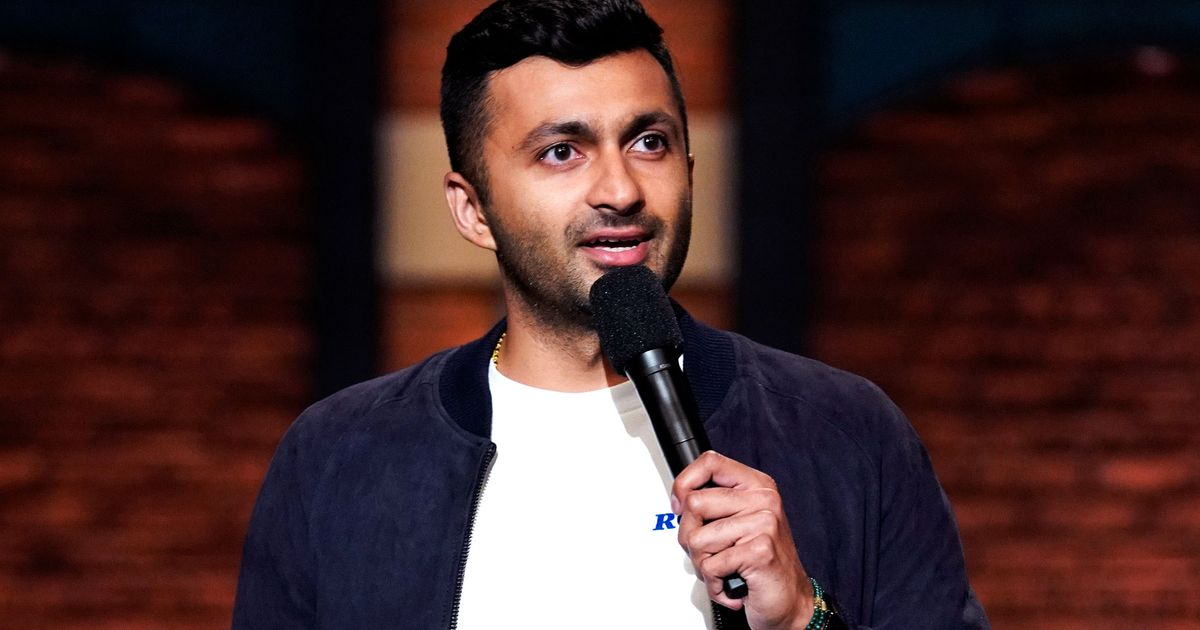 Nimesh Patel Wants to Be on the Wrong Side of the Joke