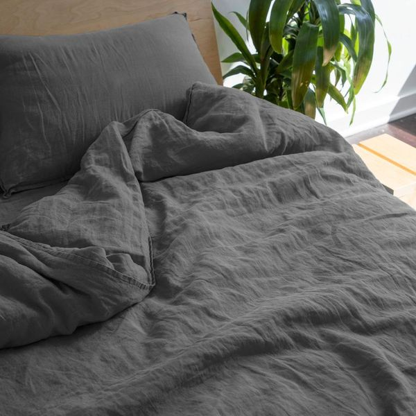 Primary Goods Linen Sheets the Complete Set