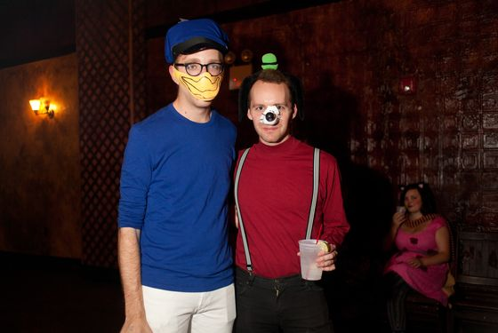 Gooby And Dolan Costumes The Best Costumes From...