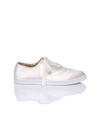 Vouelle's sneakers.