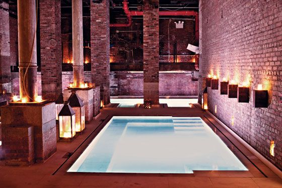 Aire Ancient Thermal Bath & 60-minute Relaxing Massage