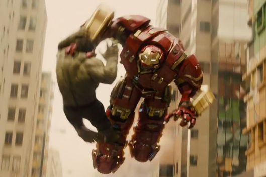 Wait, Why Is Iron Man Fighting the Hulk? -- Vulture