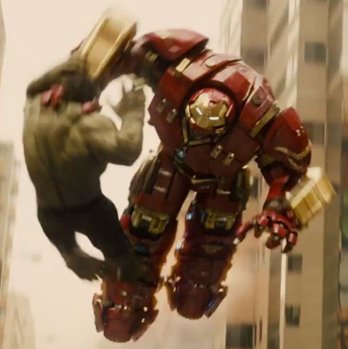 Why Is Iron Man Fighting The Hulk In The Avengers Trailer Weve Got