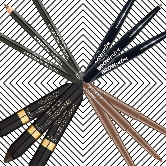9 Best Drugstore Brow Pencils 2018