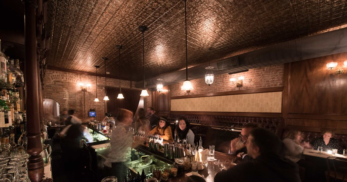The Absolute Best Cocktail Bar in New York
