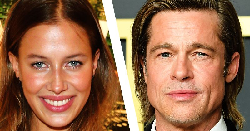 Brad Pitt New Girlfriend Nicole Poturalski Is Married