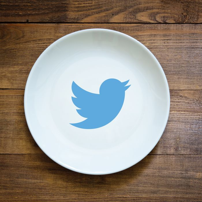 One-stop shop for food twitterings.