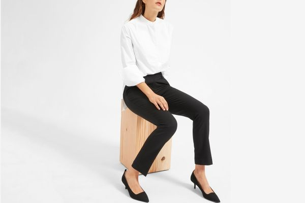 Everlane The Tuxedo Shirt