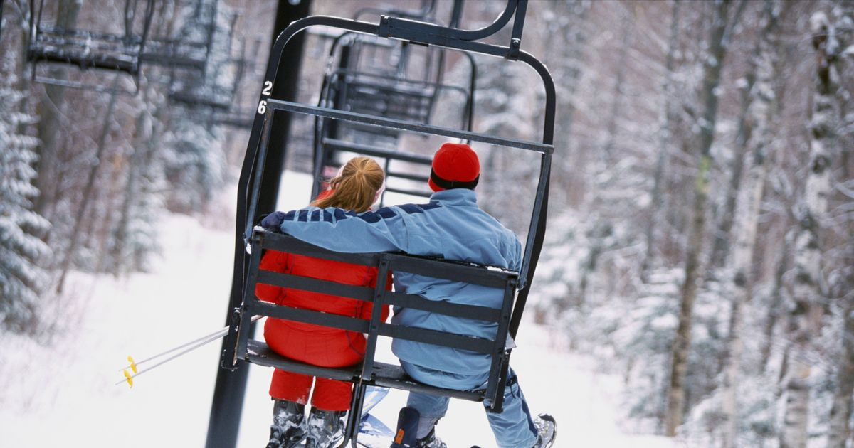 Chairlift Speed Dating Just As Awkward Twice As Terrifying