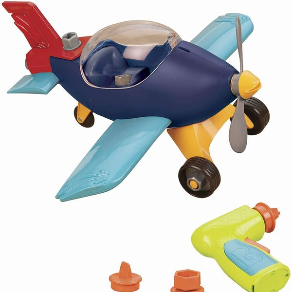 B. Toys by Battat Take-Apart Airplane