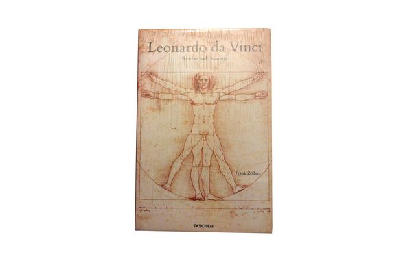 Leonardo da Vinci, 1452-1519: Sketches and Drawings by Frank Zollner