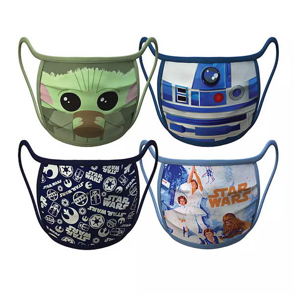 Star Wars Large Cloth Face Masks – Pre-Order
