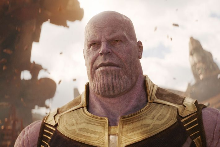 Avengers: Infinity War: Is Thanos Hot?