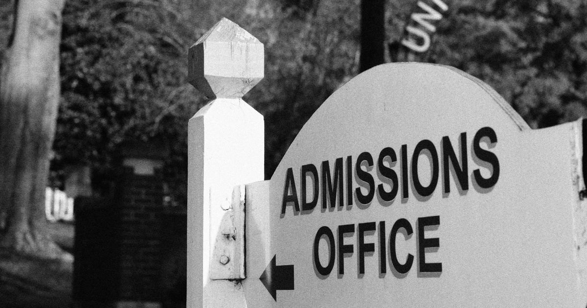I Was a College Admissions Officer. This Is What I Saw.