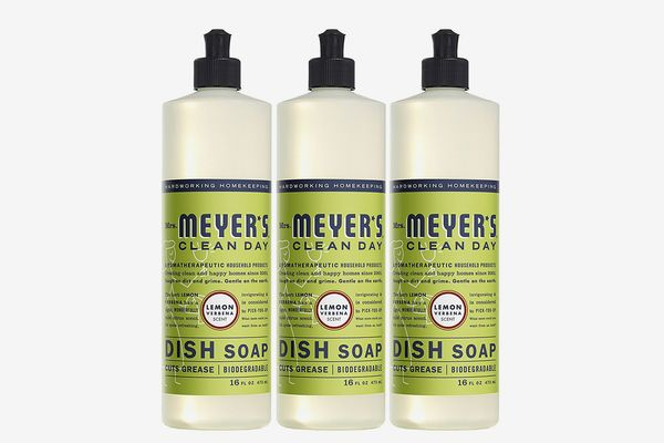 Mrs. Meyer's Clean Day Dish Soap (Lemon Verbena)