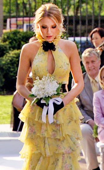 11 best gossip girl looks from the show 39 s designer vulture for Serena wedding dress gossip girl price