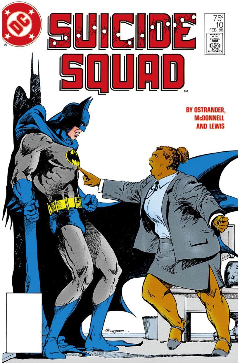John persons comics for sale - The Progressive Controversial History Of Suicide Squad S Amanda Waller