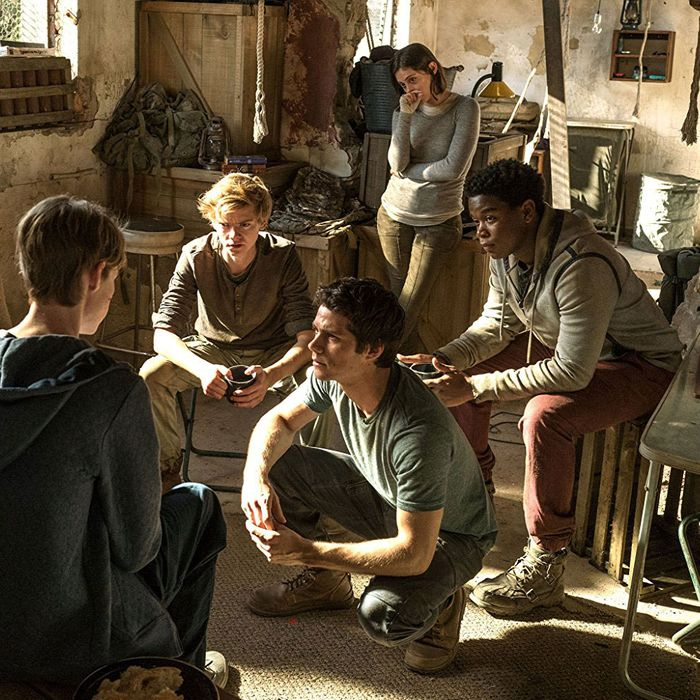 The Maze Runner: Death Cure Review