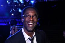Actor Isaiah Washington attends the 19th Annual Critics' Choice Movie Awards at Barker Hangar on January 16, 2014 in Santa Monica, California.
