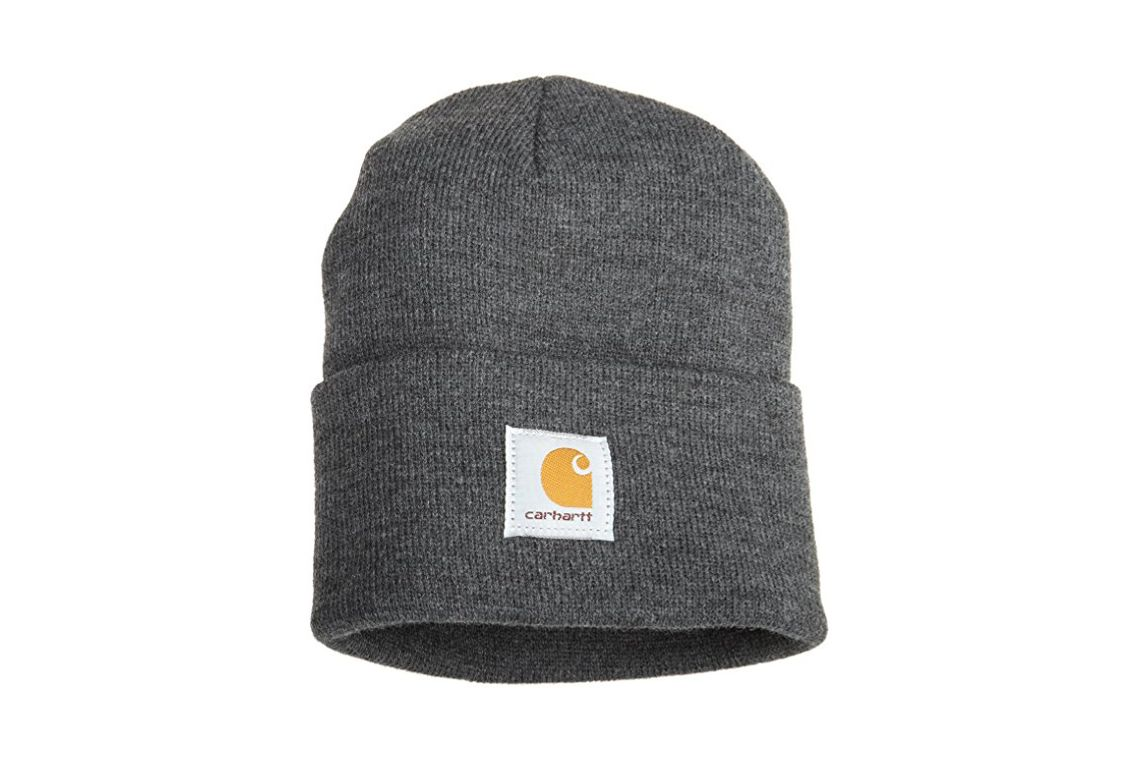 Carhartt Watch Hat A18 — Coal Heather