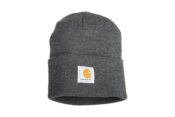 Carhartt Watch Hat A18 — Coal Heather