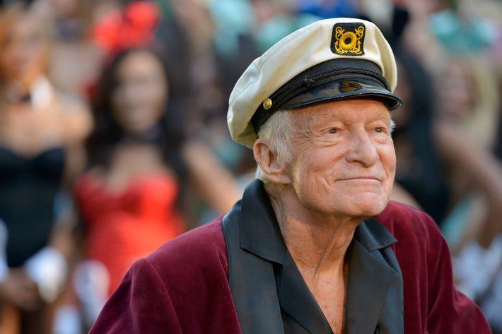 Hugh Hefner, Playboy Founder Dies At 91