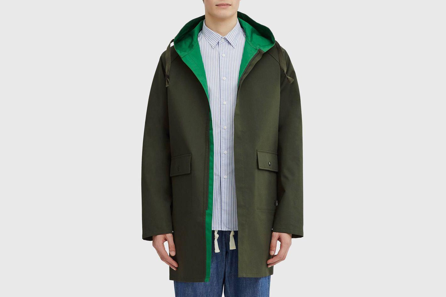Uniqlo x JW Anderson Reversible Hooded Jacket
