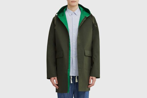 Uniqlo x JW Anderson Reversible Hooded Jacket