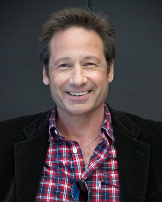 NEW YORK, NY - MAY 05: David Duchovny at the