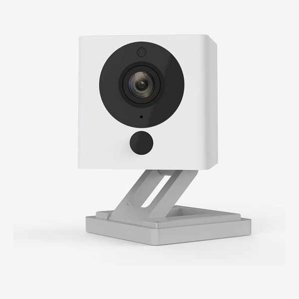 Wyze Cam 1080p HD Indoor Wireless Smart Home Camera (2-Pack)