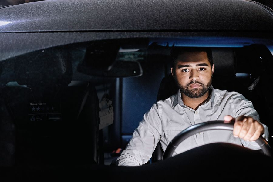 The Tragic End To A Black Car Drivers Campaign Against Uber