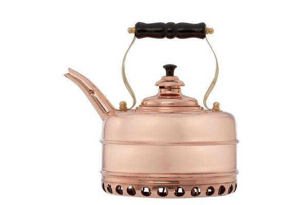 Simplex Buckingham Chrome Rapid Boil Tea Kettle
