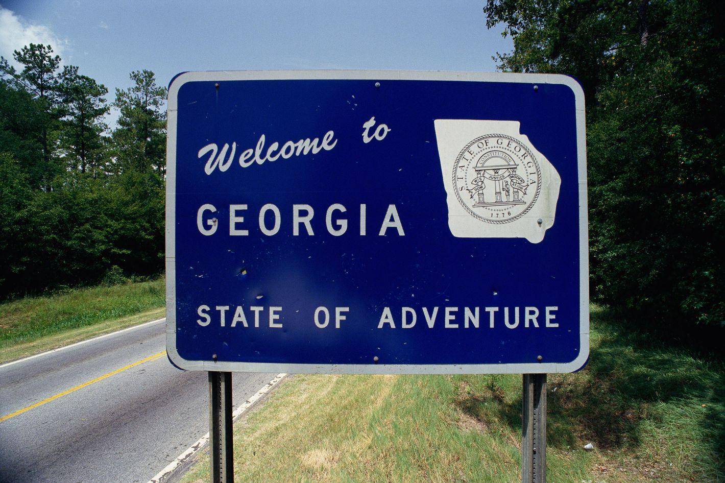 Florida to Georgia