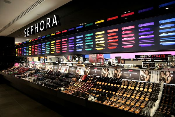 America's Biggest Sephora Is Like Mt. Rushmore, But Better