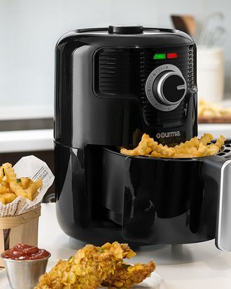 here at the strategist we like to think of ourselves as crazy in the good way about the stuff we buy like knife sharpeners but as much as wed like to - Think Kitchen Air Fryer