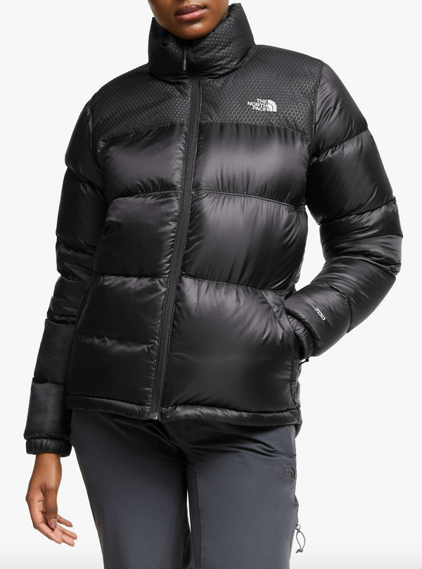 The North Face Nevero Down Women's Insulated Jacket, TNF Black