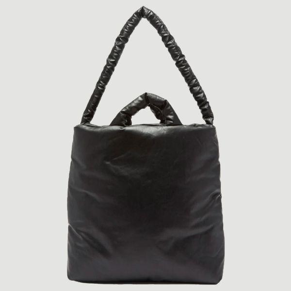 Kassl Editions Oil Bag Black