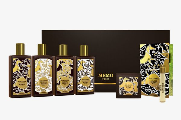 Memo Paris Irish Leather Bath Kit