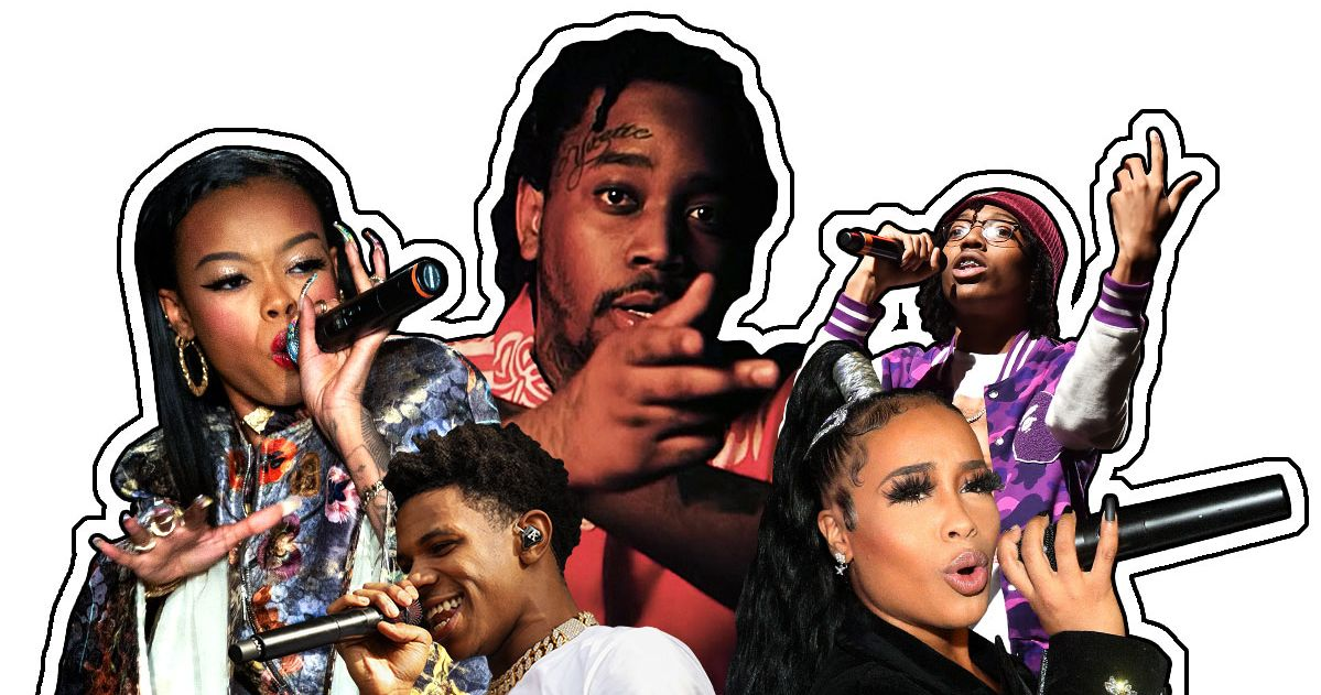 Your Guide To The Next Generation Of New York Rappers