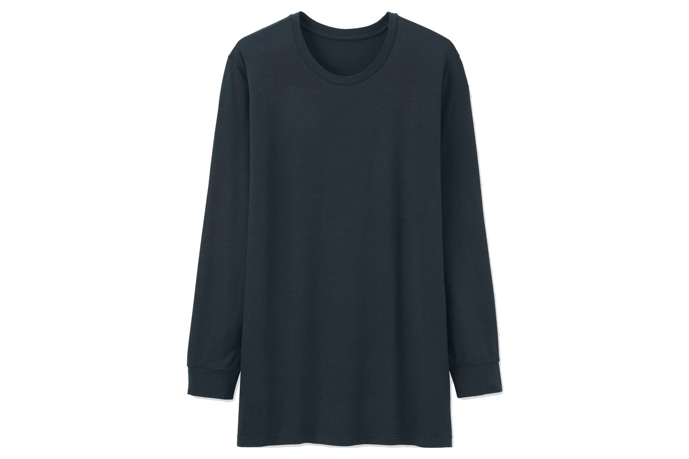 Uniqlo Men's Heattech Crewneck T-shirt