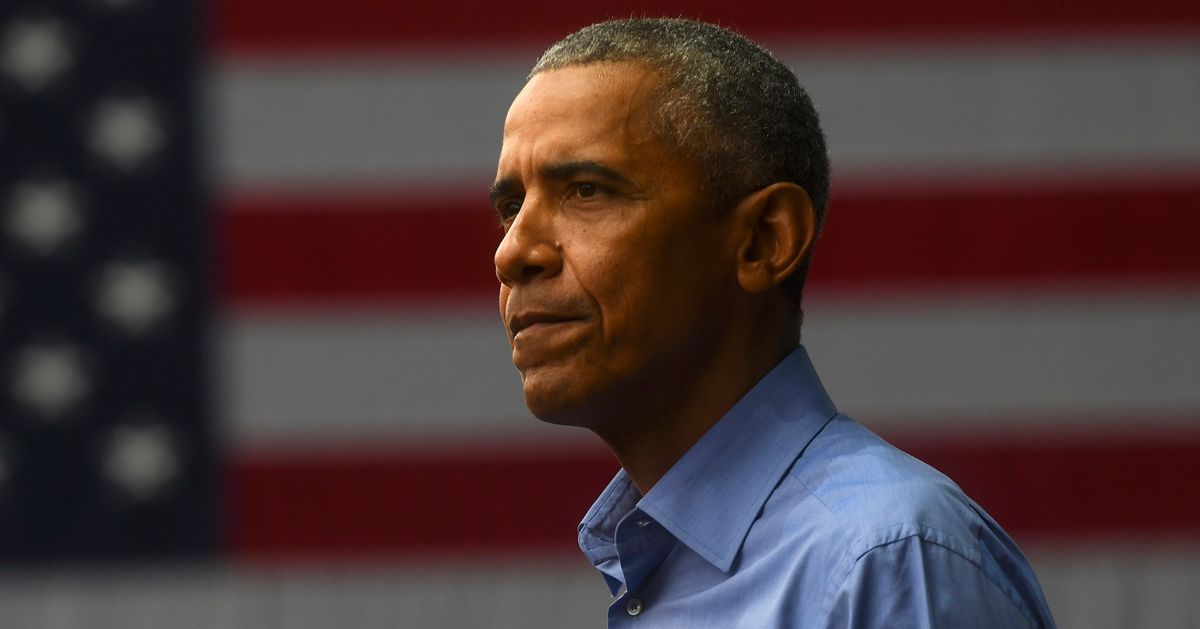 What Obama Is Saying in Private About the Democratic Primary