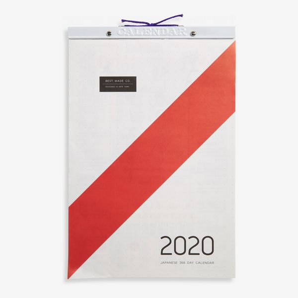 best made co japanese daily calendar 2020 - strategist nordstrom sale 2019