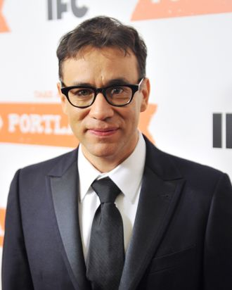Actor Fred Armisen attends the
