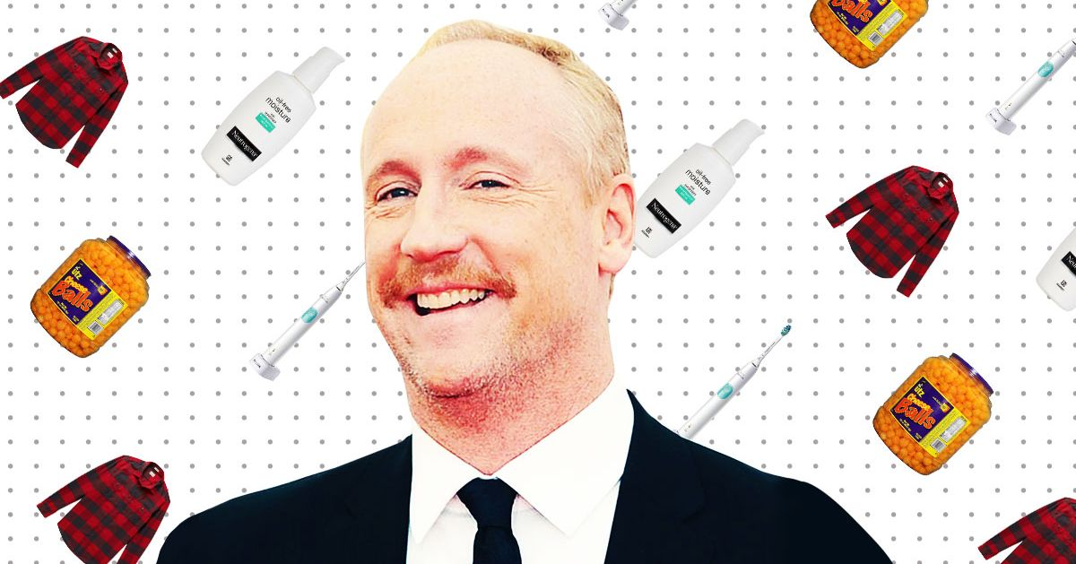 nymag.com - Matt Walsh - What Matt Walsh of Veep Can't Live Without
