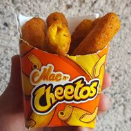 Burger King Unleashes 'Mac N' Cheetos'