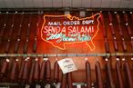Pop-up or not, you can always send a salami to your boy in the army.